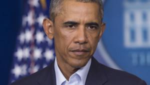 Barack Obama s'exprime sur Ferguson lors d'une conférence de presse le 18 août 2014