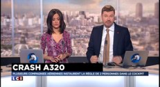 Crash de l'A320 : vers deux personnes dans les cockpits