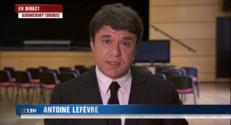 Le 13 heures du 1 février 2015 : Elections législatives partielles dans le Doubs : faible participation à la mi-journée - 686.303