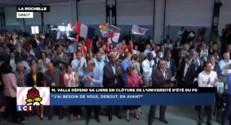 """Manuel Valls : """"J'ai besoin de vous !"""""""