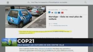 Oslo va bannir les voitures d'ici 2016.