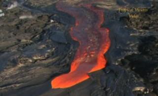 Hawaï : le mont Kilauea en éruption, les forêts aux alentours ravagées