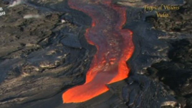 Hawai : volcan en éruption (29/08)