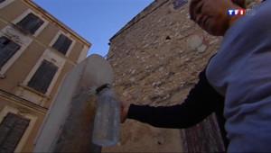 Le 13 heures du 27 février 2014 : Pour 98% des Fran�s, l'eau du robinet est consommable - 1019.639