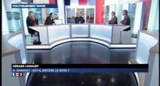 """Longuet : Sarkozy est dans """"une nouvelle phase"""""""