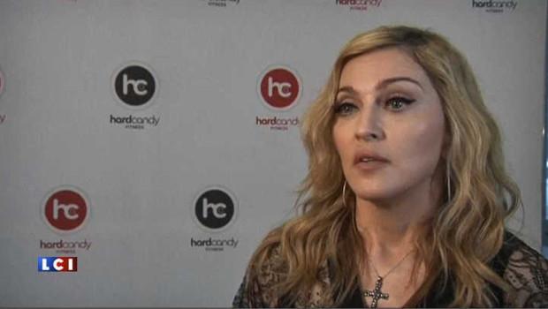 """Madonna : """"ce qui arrive aux Pussy Riots est injuste"""""""