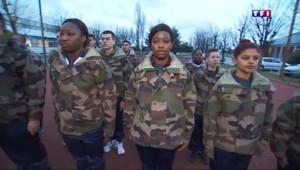 Service militaire volontaire : une seconde chance pour des jeunes en difficulté