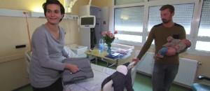 A Lille, les femmes qui viennent d'accoucher restent moins longtemps à la maternité