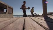 C'est le dernier jour de l'été, place au démontage des restaurants de plage