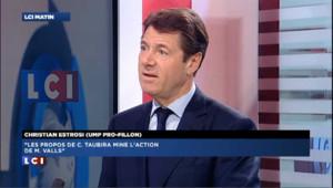 """""""Emirates"""", """"Algérie française"""" : Estrosi s'explique sur LCI"""
