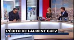 Impôts : le prélèvement à la source, une excellente idée pour Laurent Guez