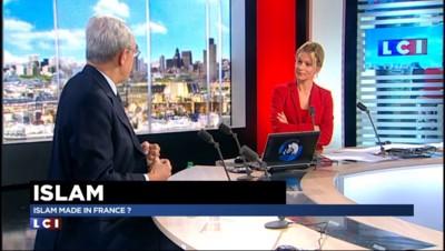 """Islam de France : """"Ce qui est proposé n'est pas mal mais contredit la loi de 1905"""""""