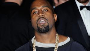 Kanye West à Pris pour les 95 ans du magazine Vogue le 3 octobre 2015