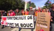 La mobilisation continue dans les Bouches-du-Rhône