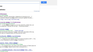"""Le terme """"swag"""" a été l'un des plus recherché sur Google en 2012."""
