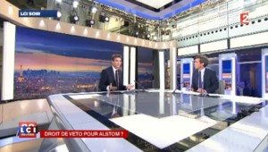 Montebourg justifie son droit de veto pour l'avenir d'Alstom