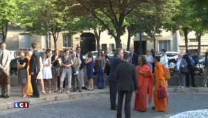 """Sommet des consciences : """"Il y a des diversités dans le monde qui doivent s'unir"""", explique Hollande"""