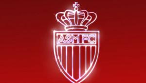 Une capture du site internet du club de Monaco