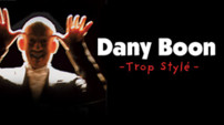 Trop styl Dany Boon  l'Olympia 2010