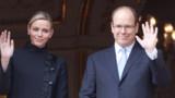 Charlene Wittstock Albert II Monaco