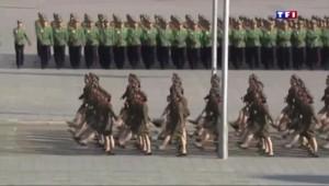 Corée du Nord : Kim Jong-Un fête les 70 ans du parti unique avec une grande parade militaire