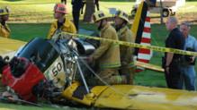 Harrison Ford accidenté dans un crash d'avion