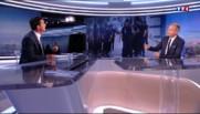 """""""Intégrer que nous sommes dans une guerre"""", l'appel de Valls aux Français sur TF1"""
