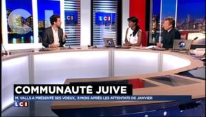 """L'idée de n'accueillir que des chrétiens d'Orient : """"Inconcevable"""" pour l'Union des étudiants juifs de France"""