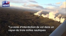 L'Islande autorise à nouveau le survol du volcan Bardarbunga