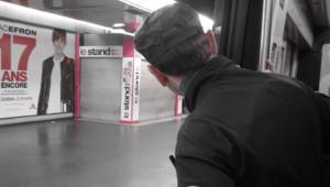 La BRF en patrouille sur le RER A