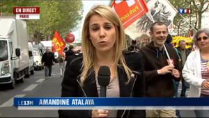 Le 13 heures du 5 mai 2013 : M�nchon esp� 100.000 manifestants - 293.84700000000004
