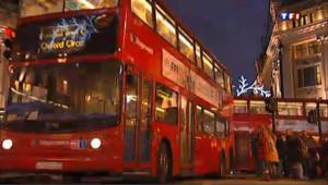Les bus rouges de Londres ... pilotés par la RATP