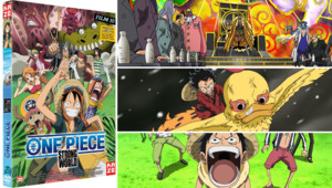 One Piece, Strong World