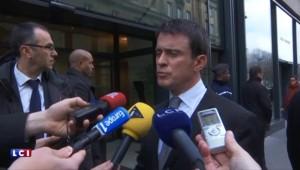"""Attentats à Bruxelles : """"Nous sommes en guerre"""", affirme Manuel Valls"""