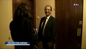 "C'est qui ? ""C'est Monsieur Hollande"""