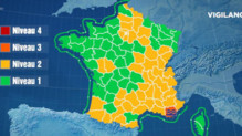 Carte mto du 19 mai 2013