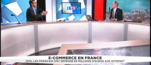 """E-commerce en France : """"Le smartphone est un peu l'interface entre le magasin et le client"""""""