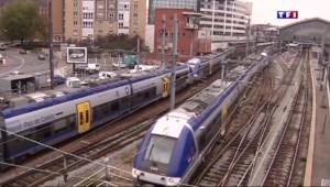En Nord-Picardie, moins de trains en mars et avril