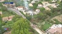 Grand nettoyage après des intempéries record dans l'Hérault