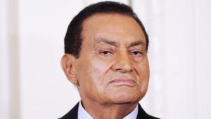 Hosni Moubarak Egypte raïs