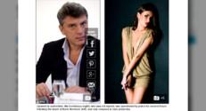 Le 20 heures du 1 mars 2015 : Assassinat de Boris Nemtov : sa petite amie a assisté à la scène - 281.05853804779053