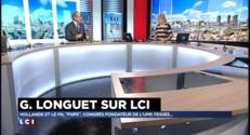 """Montée du FN : """"Ce parti veut priver la France de toutes les chances de succès"""" selon Longuet"""