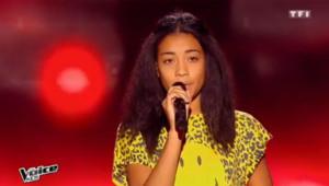 Shaina, talent de The Voice Kids 2