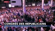 """""""Ce n'est pas à la République de s'adapter à vous, c'est à vous de vous adapter"""" lance Sarkozy"""