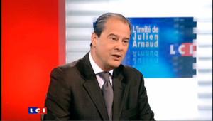 LCI - Jean-Christophe Cambadélis est l'invité politique de Julien Arnaud