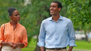 Une photo du film Southside with you, retraçant l'histoire d'amour entre Barack et Michelle Obama.