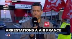 """Air France : """"On ne peut pas sortir d'une négociation tel qu'on est rentré"""" dénonce la CGT"""