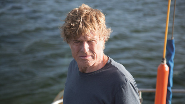 """All Is Lost"" : Robert Redford, acteur de tous les combats..."
