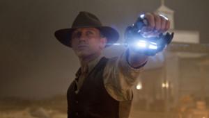 Cowboys & envahisseurs de Jon Favreau, Daniel Craig