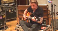 Le 20 heures du 1 septembre 2014 : Johnny fait sa rentr�en musique - 1929.532